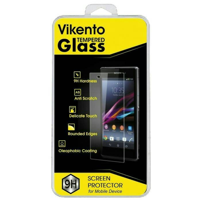 Vikento Tempered Glass Full Samsung Galaxy A5 2017 (A520) Clear