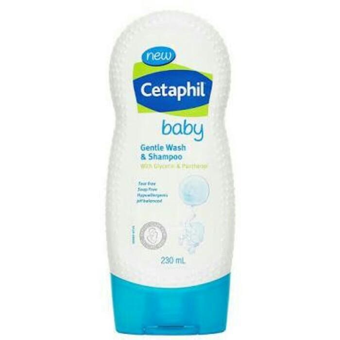 harga Cetaphil baby gentle wash & shampoo sabun kaki kepala bayi import Tokopedia.com