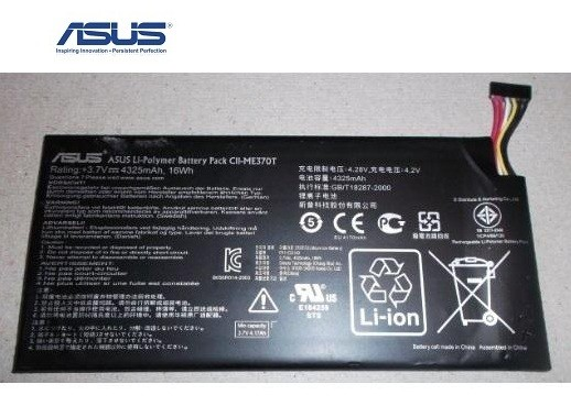 harga Original asus battery c11-me370t nexus 7 Tokopedia.com