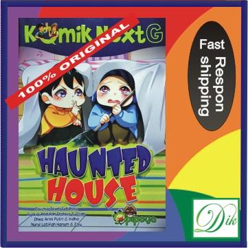 harga Buku cerita anak kkpk komik next g haunted house Tokopedia.com