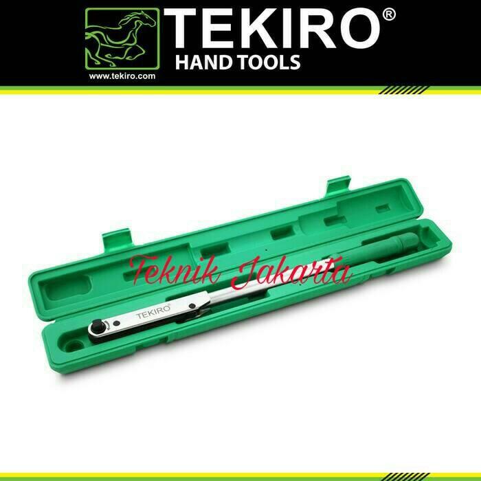 harga Kunci torsi profesional 1/2  70 - 330 nm t3000 tekiro Tokopedia.com