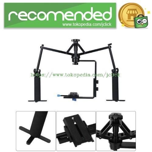 harga Handheld stabilizer camera rig gimbal 2-axis for dslr canon nikon sony Tokopedia.com
