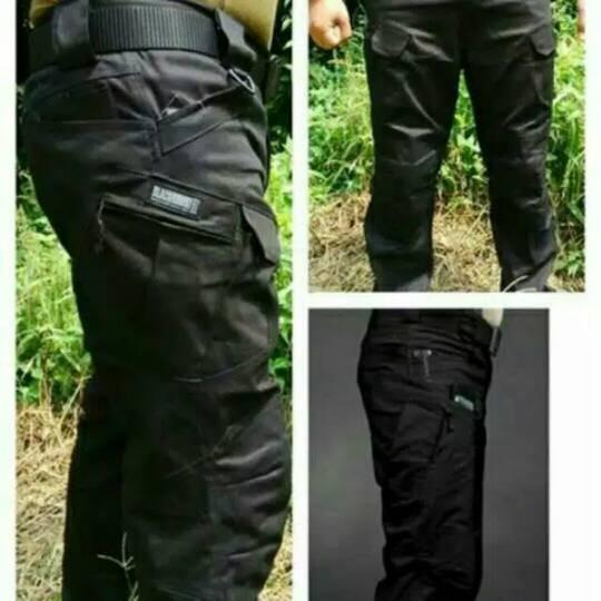 harga Celana cargo blackhawk police / celana pdl tactikal blackhawkl outdoor Tokopedia.com