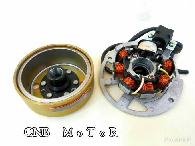 harga Pengapian / magnet kit sanex untuk bahan pengapian rx king racing Tokopedia.com