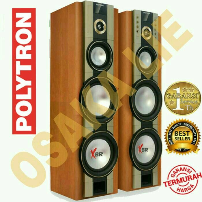ACTIVE SPEAKER POLYTRON PAS 79 BLUETOOTH DAN KARAOKE