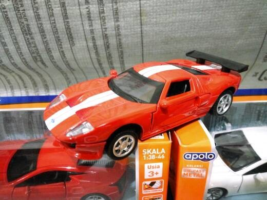 Ford Gt Apolo