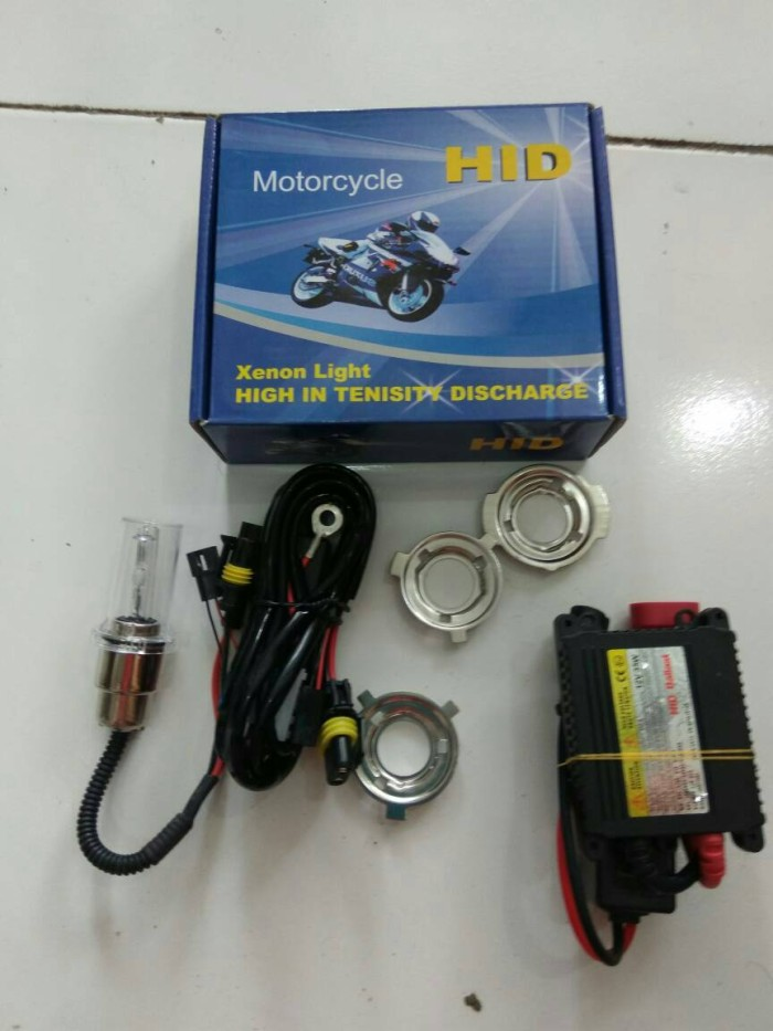 Lampu Led HID Xenon Light Utk Motor