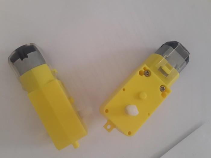 harga Motor dc gearbox smart car 3-6v smart balancing robot line folower Tokopedia.com