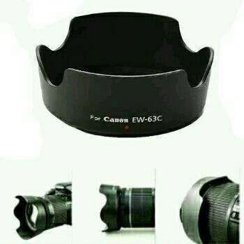 Jual LENS HOOD for CANON 700D 70D 18-55mm STM Kit EW-63C EW63C - DKI  Jakarta - Citius Camera, Jakarta | Tokopedia