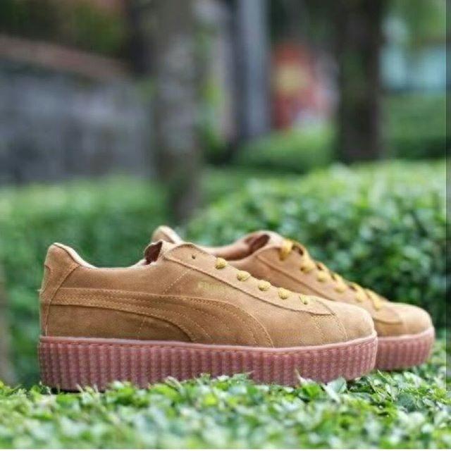 PUMA RIHANNA   sepatu puma cewek   sepatu jalan jalan   sneakers c32f06ff67