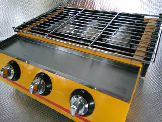 Kompor panggangan lpg/gas roaster. (cod/gojek)