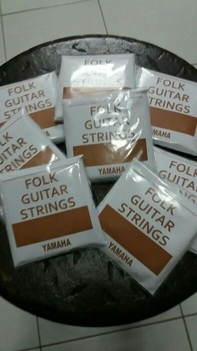 harga Senar gitar akustik string steel original yamaha. Tokopedia.com