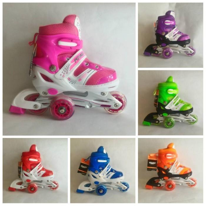 harga Sepatu roda anak power import Tokopedia.com