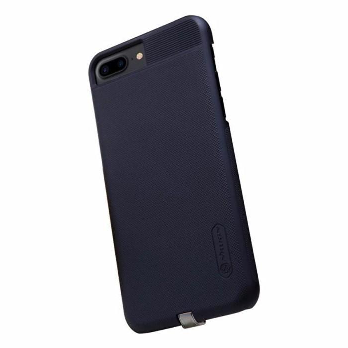 Nillkin Magic Case Wireless Charging Receiver iPhone 7 Plus - Hitam