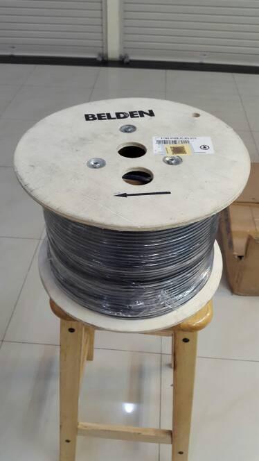 harga Kabel coaxial rg 6 belden 9116s ori / rg 6 belden / belden / kabel tv Tokopedia.com
