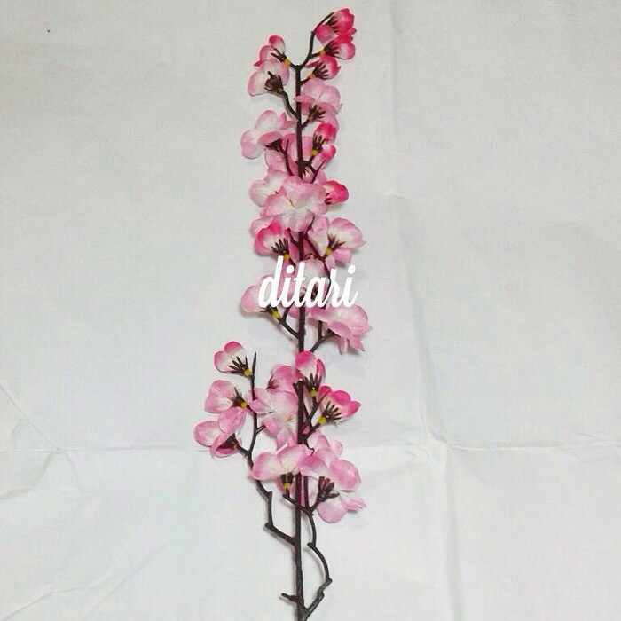 Katalog Bunga Sakura Plastik Hargano.com