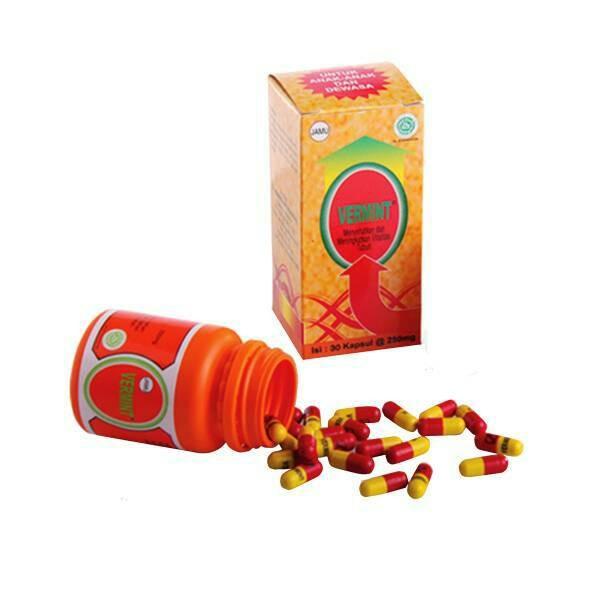 Foto Produk Vermint 30 kapsul dari jpsw herbal