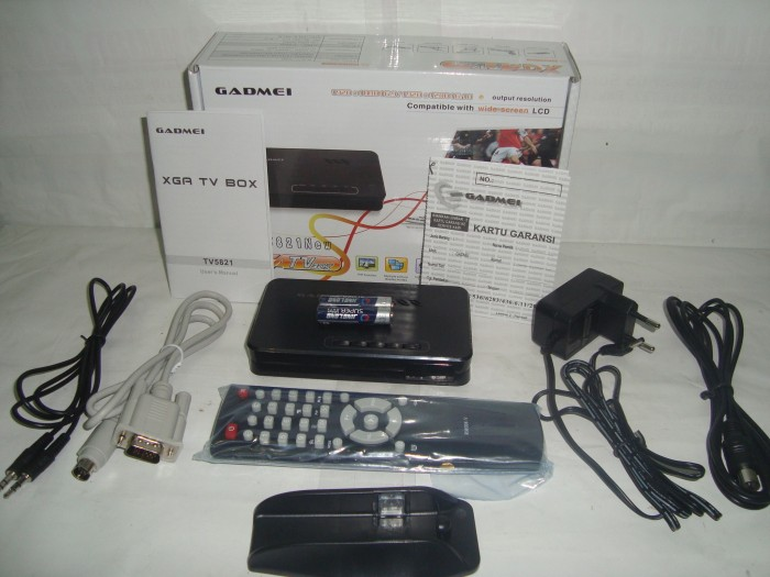 DRIVER FOR GADMEI TV TUNER