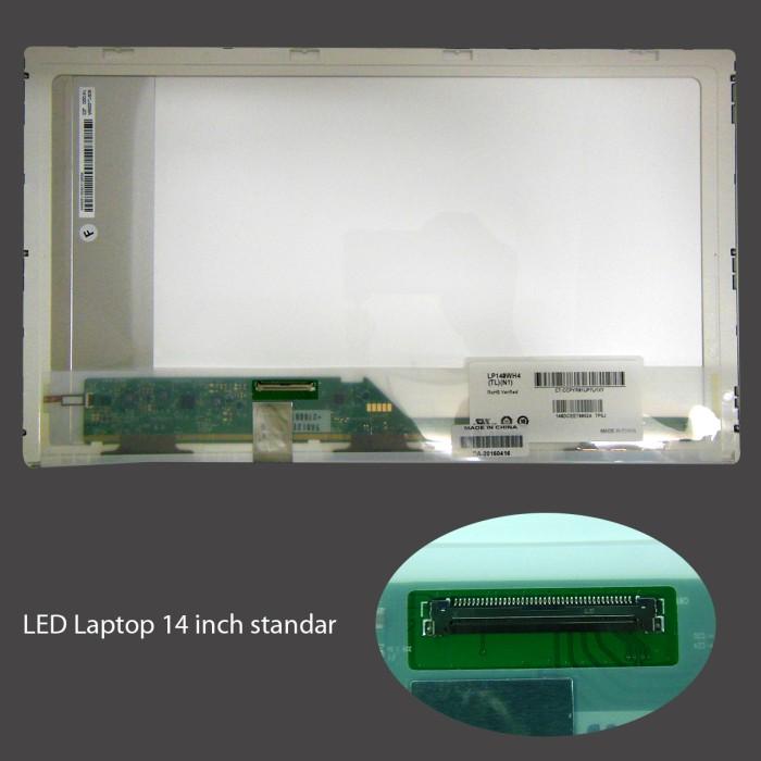 harga Lcd led 14.0 asus a42 a42j a42f a43 a43e a43s a43sj k42 k42j x453m Tokopedia.com