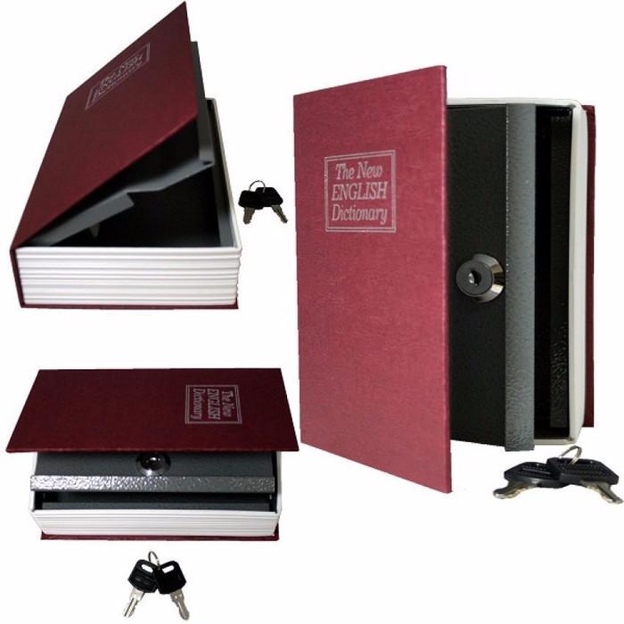 Foto Produk Brankas Buku - Book Safe dari Lapak Anda
