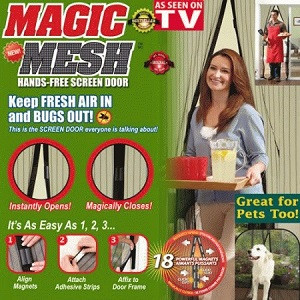 Foto Produk Magic Mesh dari Lapak Anda