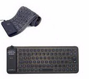 Foto Produk Keyboard Mini Flexible Warna dari Lapak Anda
