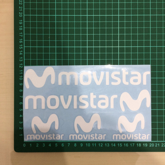 harga Sticker cutting aksesoris motor movistar Tokopedia.com