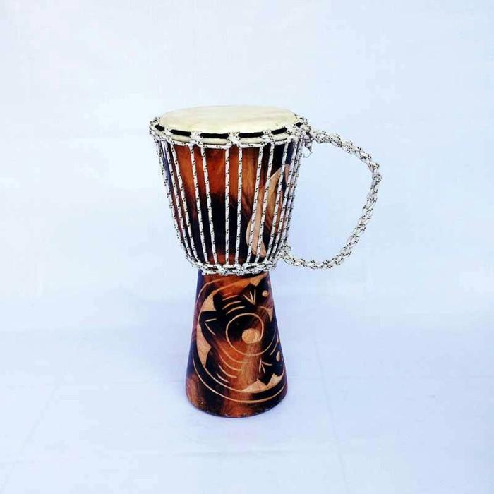 harga Djembe jimbe kecil t40 d20 musik perkusi kendang gendang percussion Tokopedia.com