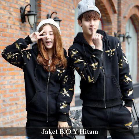 Foto Produk Jaket Couple | Jaket Pasangan | Jaket Tebal | Couple boy dari koleksi baju couple