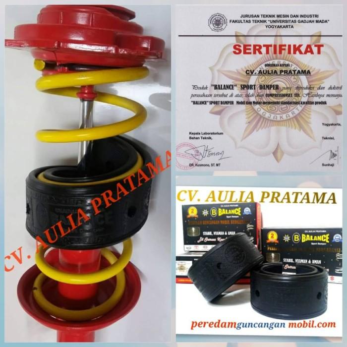 Stabilizer Aktif PGM Balance Sport Damper u/ Mobilio '14 depan 3cm