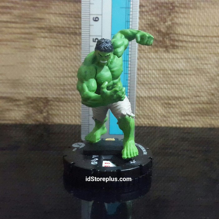 harga Miniatur hulk the incredible avenger 006 avengers movie marvel Tokopedia.com