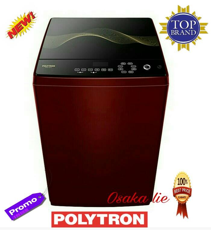 harga Mesin cuci polytron zeromatic belleza paw-8513(8.5kg) 1tabung Tokopedia.com