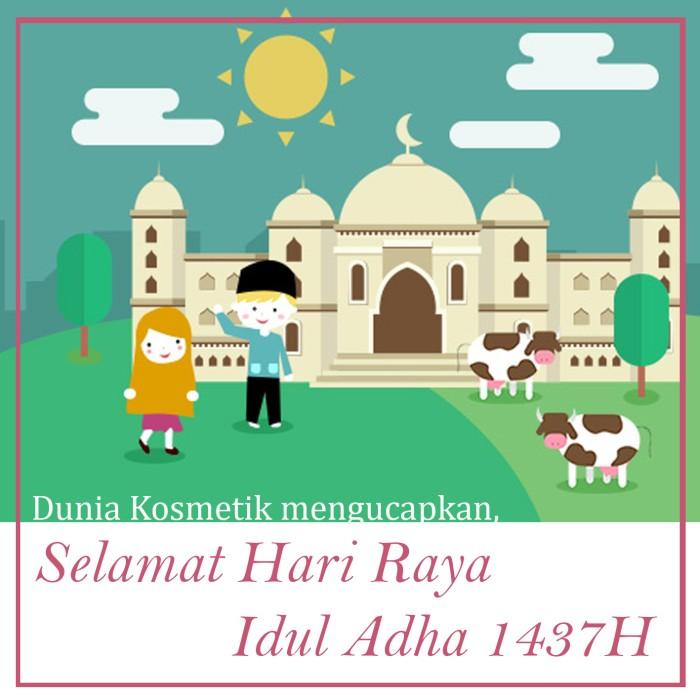 Jual Selamat Hari Raya Idul Adha 1437h Kota Bogor Ira Fashion Store Tokopedia