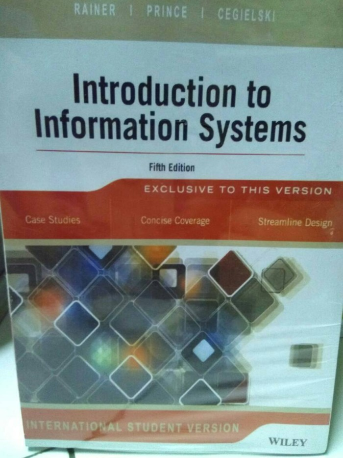 harga Introduction to information systems Tokopedia.com