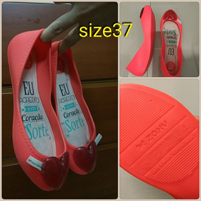 Jual new zaxy nina shoes - Kota Cirebon