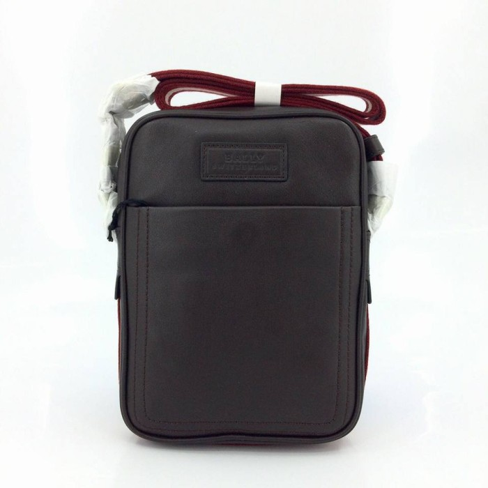 harga Jual tas bally bag small brown selempang mirror quality Tokopedia.com