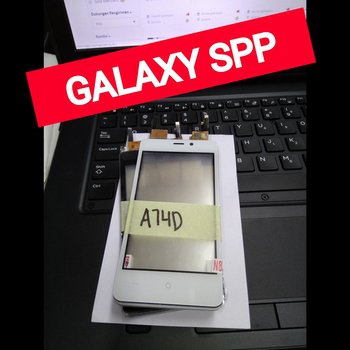 harga Touchscreen evercoss a54 / a74c / a74d Tokopedia.com