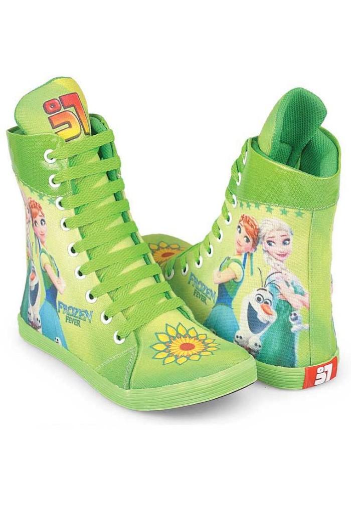 Jual sepatu anak perempuan sepatu sekolah anak cewek frozen 795cnz ... 3fa5c6eb72