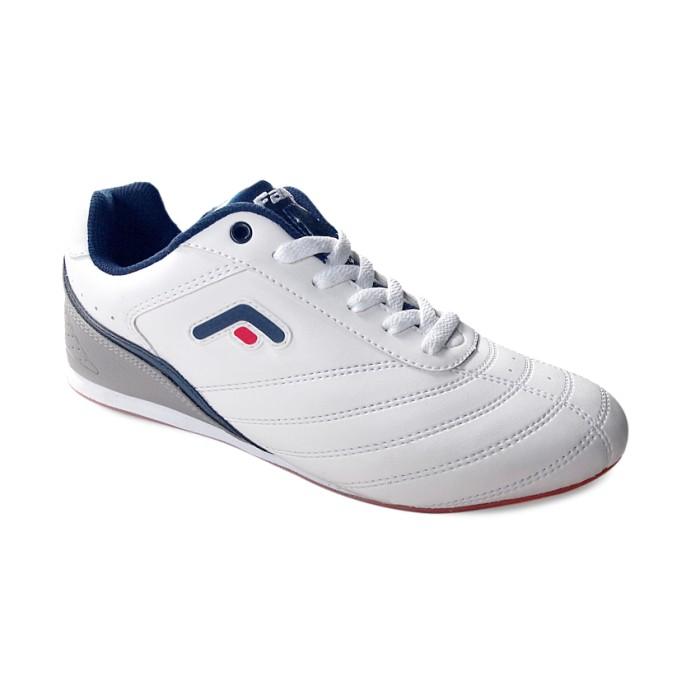 harga Sepatu olahraga / sekolah putih navy fans musi n Tokopedia.com