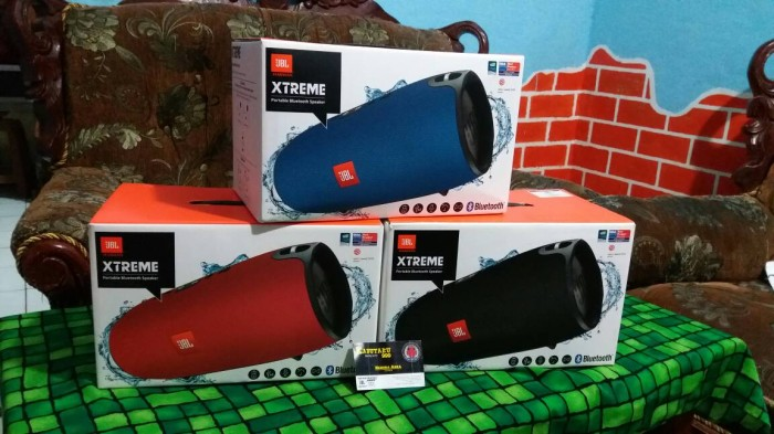 harga Jbl extreme bluetooth speaker (not bose harman kardon onyx ue charge) Tokopedia.com