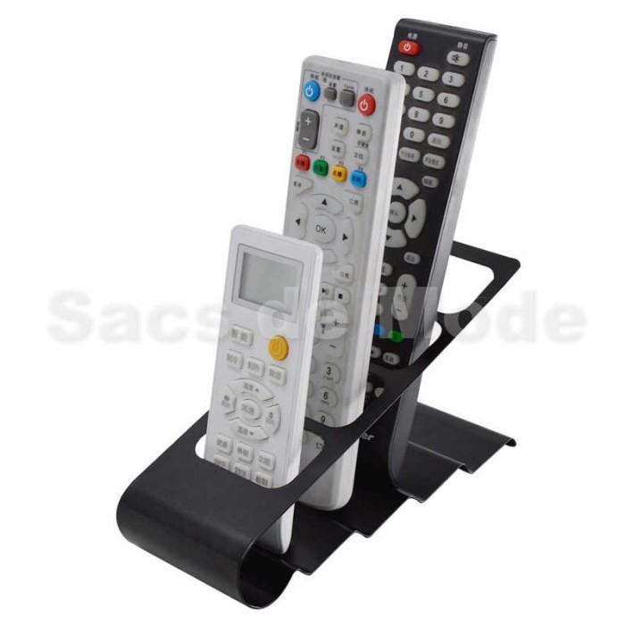 Jual Remote TV Holder Organizer   Tempat Rak Remote AC   DVD Bahan ... 2a0b8c9a5f