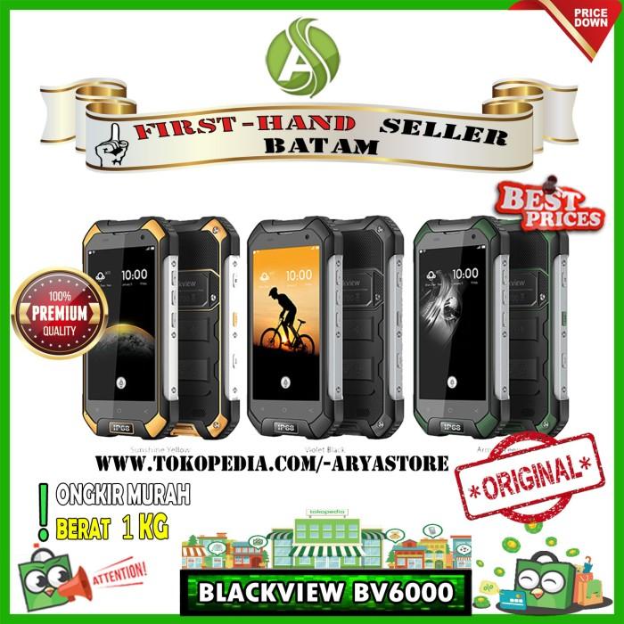 Jual Mito 890 Army Handphone Biru Loreng Dual SIM 10000 MAh Harga Source · harga Blackview bv6000 lte 3gb 32gb hp outdoor brandnew ori