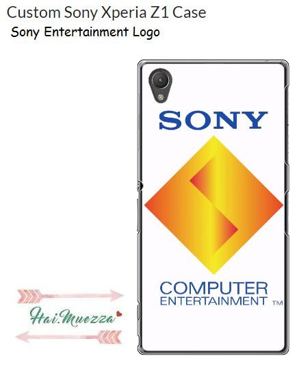 sony computer entertainment logo. custom case / hardcase sony xperia z1 docomo entertainment computer logo