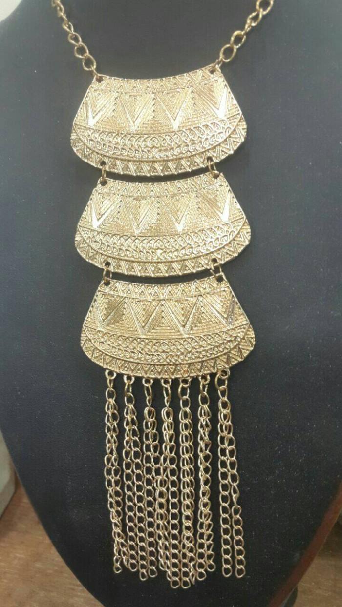 Jual Kutubaru Jam Dan Perhiasan Kalung Cek Harga Di Coker Kebaya Modern