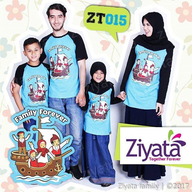 Jual Baju Keluarga Sarimbit Kaos Keluarga Kaos Couple Ziyata ZT 15 ... 5e35a34524