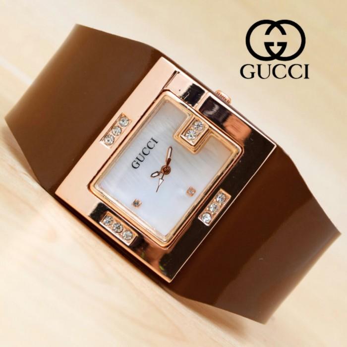 Jam Tangan Wanita Gucci Syahrini Kulit