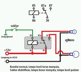 Jual Relay Dc 12volt 5 Kaki Os2111 Dki Jakarta Jaafar Shop