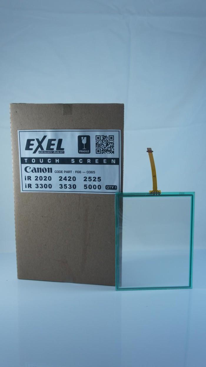 Foto Produk Touch Screen CANON IR 5000 / IR 3300 dari mathetes copier