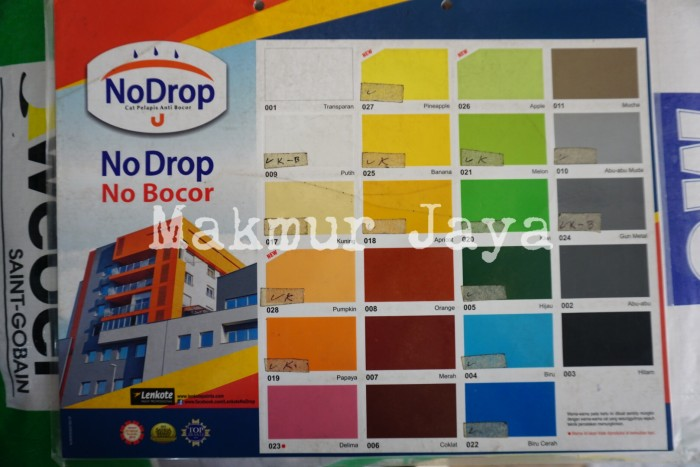 25 Warna Cat Tembok No Drop Interior Gambar Minimalis