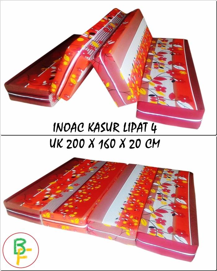 harga Inoac kasur lipat 4 ukuran 200/160/20free ongkir* Tokopedia.com
